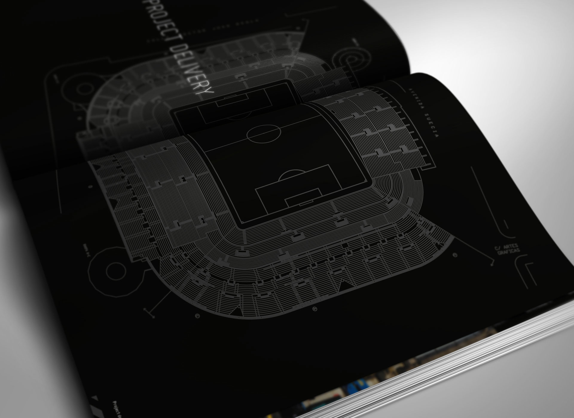 Astra signs Valencia FC pitch brochure