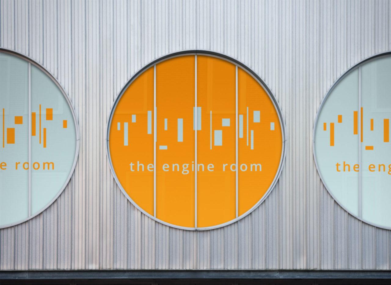 Adapt Creatives: Branding - The Engine Room